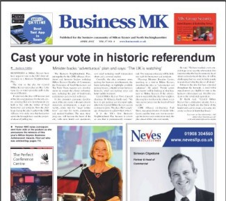 Business MK article