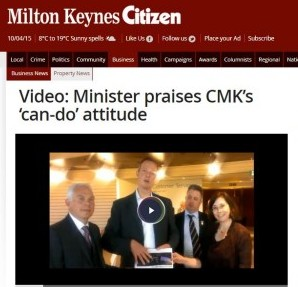 Nick Boles - MK Citizen Article