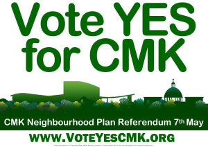 Vote Yes CMK Poster