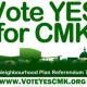 Vote Yes CMK Poster