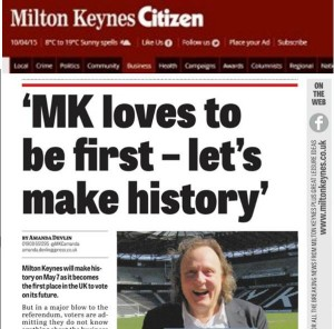 Pete Winkelman backs referendum