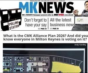 MK News article 6 May